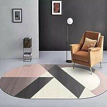 Rutschfeste Stuhl Mat Bettvorleger for Wohnzimmer