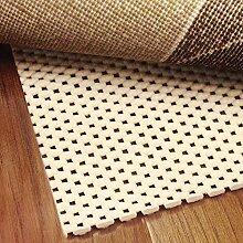 Rutschfeste Teppichunterlage für glatte Böden, 120 x 180 cm, 2er-Packung