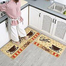 Rutschfeste Weich Küchenmatte Fußabtreter
