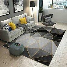 Rutschfester Teppich Flächenteppich Teppiche für
