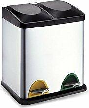 RXL-Mülleimer Umwelt Klassifizierung Fass