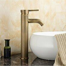 RY-Cu alle Continental antiken Tisch Waschbecken Waschbecken Wasserhahn