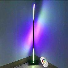 RyanBm LED Stehlampe 18W RGB Dimmbare Farbwechsel