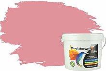 RyFo Colors Bunte Wandfarbe Manufakturweiß Lachs