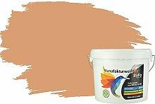 RyFo Colors Bunte Wandfarbe Manufakturweiß Ocker