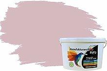 RyFo Colors Bunte Wandfarbe Manufakturweiß Rose