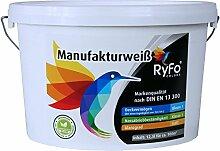 RyFo Colors Manufakturweiß 12,5l (Größe