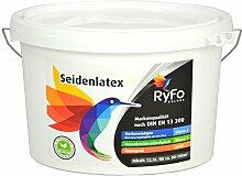 RyFo Colors Seidenlatex 12,5l (Größe wählbar) -