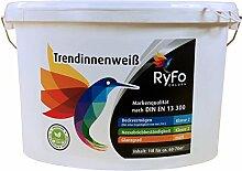 RyFo Colors Trendinnenweiß 10l (Größe wählbar)