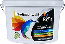 RyFo Colors Trendinnenweiß 12,5l (Größe