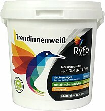 RyFo Colors Trendinnenweiß 1l (Größe wählbar)