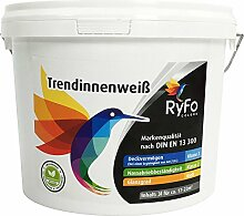 RyFo Colors Trendinnenweiß 3l (Größe wählbar)
