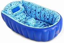 Ryg Baby-aufblasbare Badewanne Tragbare Faltbare