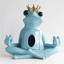 RYOG Figur Skulptur Europäischer Frosch Statue