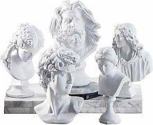 RYOG Skulptur Figur Statue Ornament Home