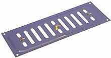 Rytons Building Products hm93brbg massiv poliert Messing verstellbar Hit und Miss Ventilator, Gold