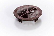 Rytons Building Products pl235brbk Dacheindeckung Soffit Ventilator Push Fit, Braun