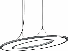RZB Zimmermann LED-Pendelleuchte 63W 3000K 311577.000LP1200, Elektroinstallation, 311577.000,