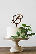 S Cake Topper Hochzeit Cake Topper Rustic Cake