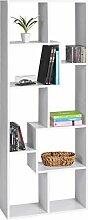 s-ideen Standregal Bücherregal