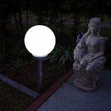 s`luce Force LED Solar Gartenkugel Ø20