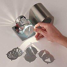 s.LUCE Radial 7er Set Lichtfilter rund Zubehör Innen