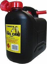 S Style Diesel Fuel können und Auslauf schwarz 5Liter