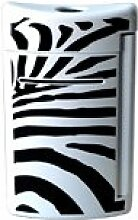 S.T.Dupont Feuerzeug Minijet Zebra