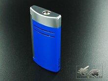 S.T. Dupont Weiss Xtend Minijet Blau Feuerzeug