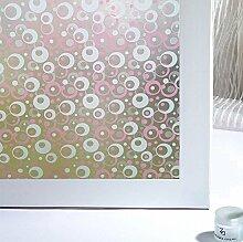 S.Twl.E 60 cm Milchglas Folie opak Badezimmer Schiebetür Sonnenschutz Fenster - Fenster Papier leider Farbe Schaum 60 cm W*2 M