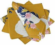 S4Sassy Gold Dahlien & Pfingstrose Blumen-