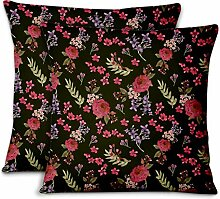 S4Sassy Grun Samt Chrysantheme & Blüte Dekorative