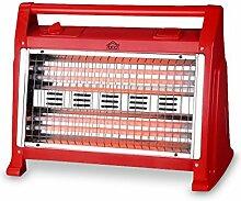 sa9524Raumheizung Quarz DCG mit Luftbefeuchter und Belüftung integrierte 800–1600W. Media Wave Store®