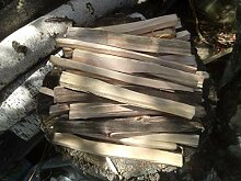 Sachsen Versand 30 kg getrocknetes Anmachholz