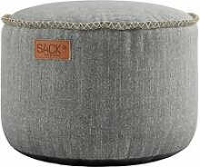 SACK it - RETRO it Cobana Drum Outdoor Pouf,