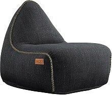 SACKit Cobana Outdoor Sitzsack schwarz