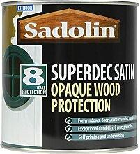 Sadolin 5028828 Holzvorhang, Schwarz, 1 Liter