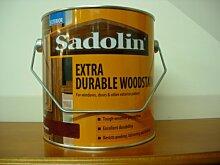Sadolin Extra-Durable-Lasur - Mahagoni 2.5L