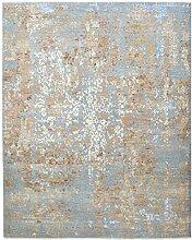 Sadraa Teppich Orientalischer Teppich 311x249 cm, Indien Handgeknüpft Designer