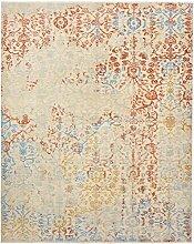 Sadraa Teppich Orientteppich 308x246 cm, Indien