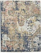 Sadraa Teppich Orientteppich 310x244 cm, Indien Handgeknüpft Designer