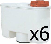 Saeco Aqua Prima Wasserfilter - 6er Pack