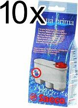 Saeco Aqua Prima Wasserfilter / Filterkartusche, 10er Pack