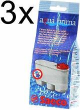 Saeco Aqua Prima Wasserfilter / Filterkartusche, 3er Pack