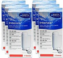 Saeco Intenza+ Wasserfilter von BRITA, Filter, Kartusche, 6er Pack