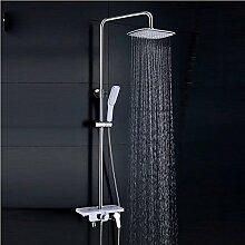 SAEJJ-Bad - Dusche Kupfer Badezimmer Hängen Wand Dusche Dusche 757 * * 40 165