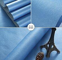 SAEJJ-Oberfläche Abwaschbare Seide Tapete Rein Aus Stoff Tapeten Schlafzimmer Wohnzimmer Tv Hintergrund Wand Tapeteein