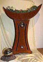 Säule XxXL Rostsäule RS113, kostenloser Versand Deko Rost Säulen Blumen Garten