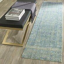 Safavieh Lulu gewebter Teppich, MYS920G, Grün /