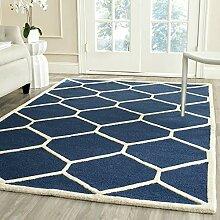 Safavieh Lulu handgetufteter Teppich, CAM144G,